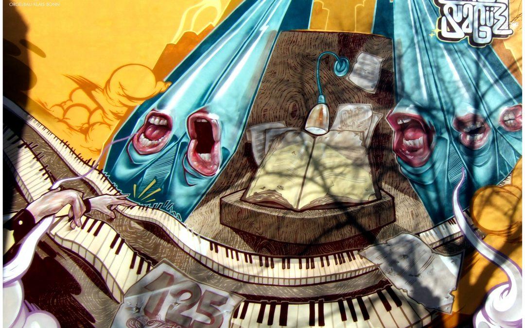 Die weltberühmten Klais Orgeln